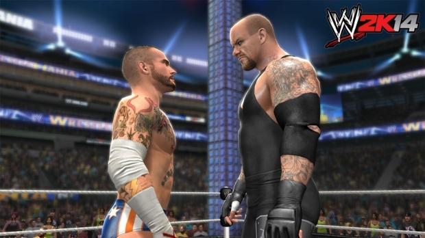 WWE 2K14 Screenshot 02