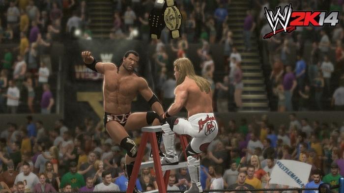 WWE 2K14 Screenshot 03