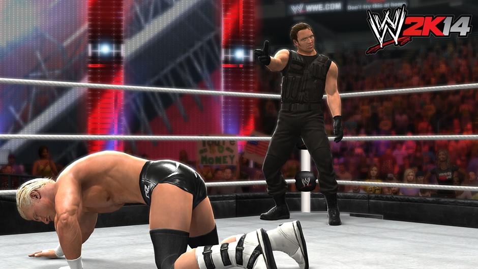 WWE 2K14 Screenshot 04