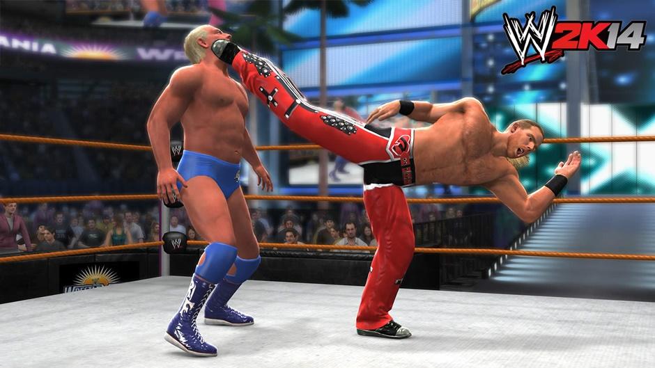 WWE 2K14 Screenshot 05