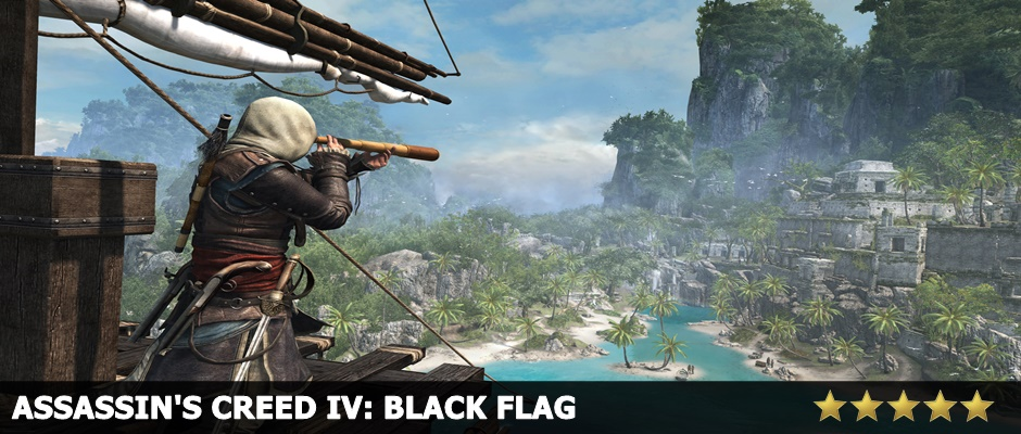 Assassin's Creed Black Flag Review