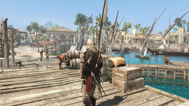 Assassin's Creed Black Flag Screenshot 01