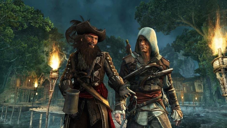 Assassin's Creed Black Flag Screenshot 02