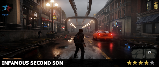 InFamous Second Son Review