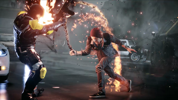 InFamous Second Son Screenshot 01