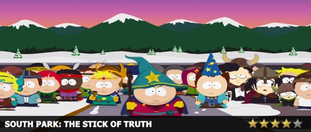 South Park Stick of Truth Review