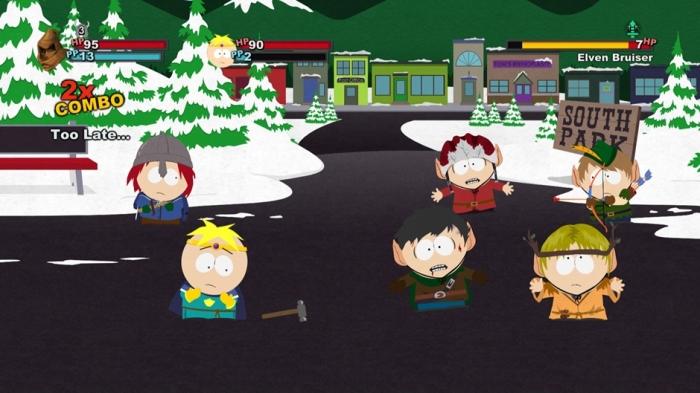 South Park Stick of Truth Screenshot 01