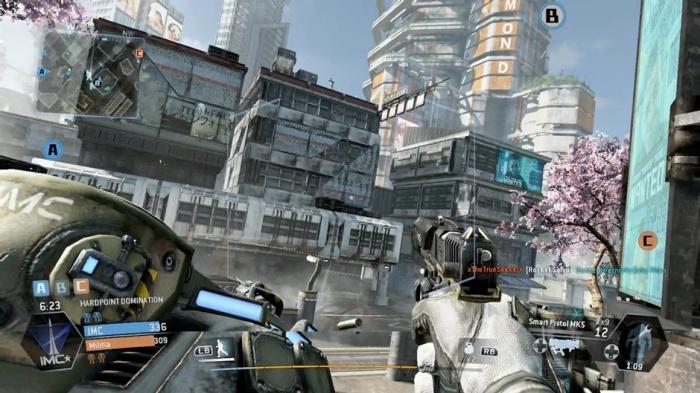 Titanfall Screenshot 01