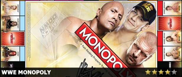 WWE Monopoly Review