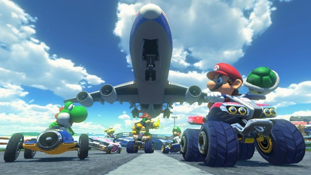Mario Kart 8 Screenshot 02
