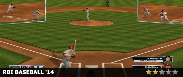 RBI Baseball '14 Review