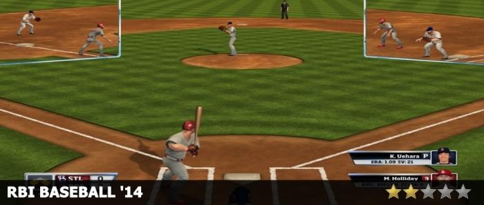RBI Baseball '14 Review