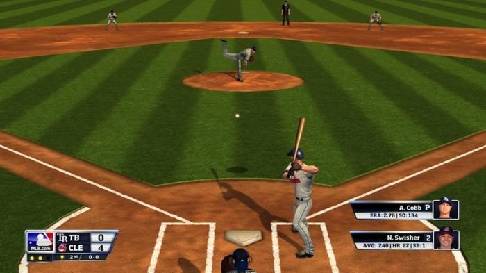 RBI Baseball '14 Screenshot 01