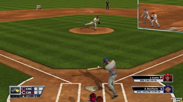 RBI Baseball '14 Screenshot 02