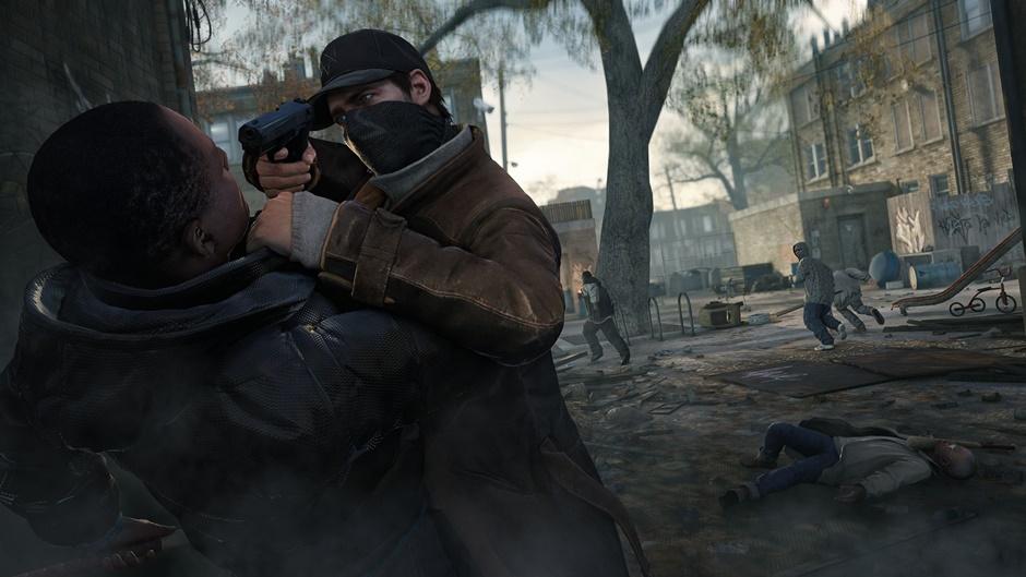 Watch Dogs Screenshot 01