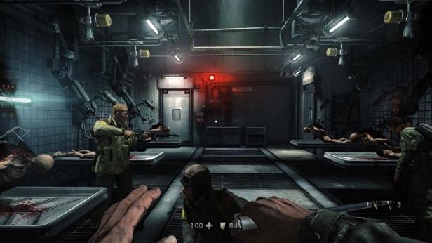 Wolfenstein Screenshot 04