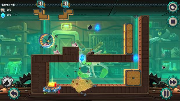 MouseCraft Screenshot 01