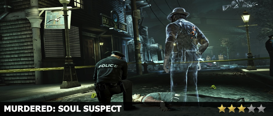 Murdered Soul Suspect Review