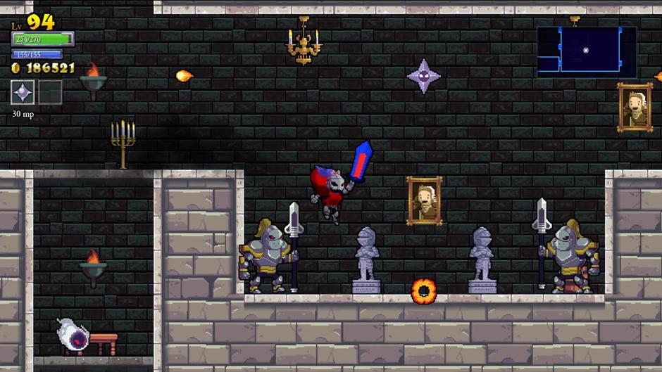 Rogue Legacy Screenshot 02