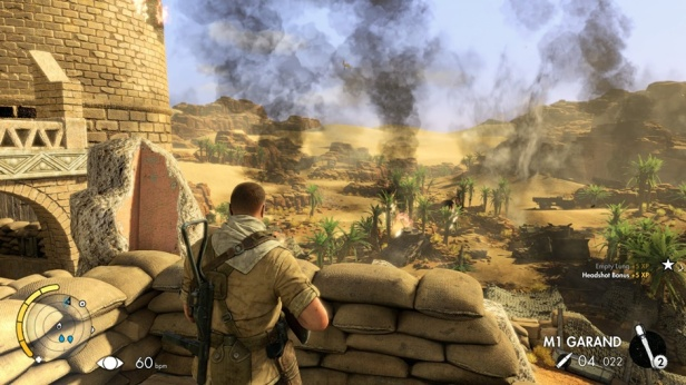 Sniper Elite 3 Screenshot 01