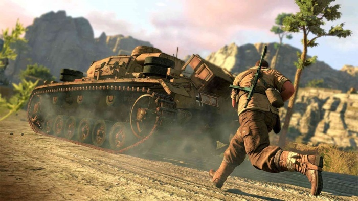 Sniper Elite 3 Screenshot 02