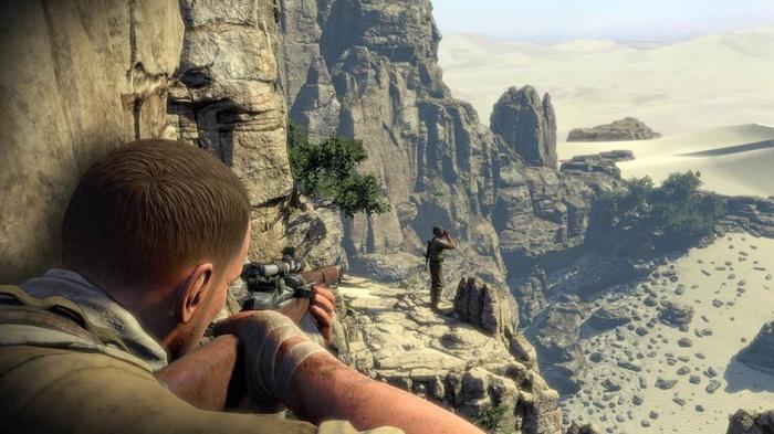 Sniper Elite 3 Screenshot 03