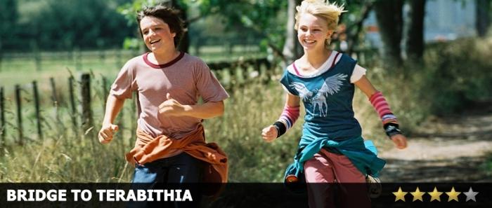 Bridge to Terabithia Review