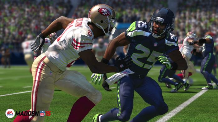 Madden NFL 15 Screenshot 01