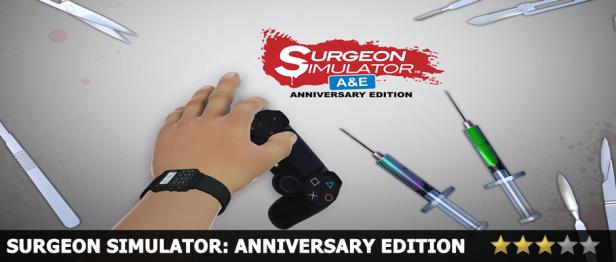 Surgeon Simulator Review