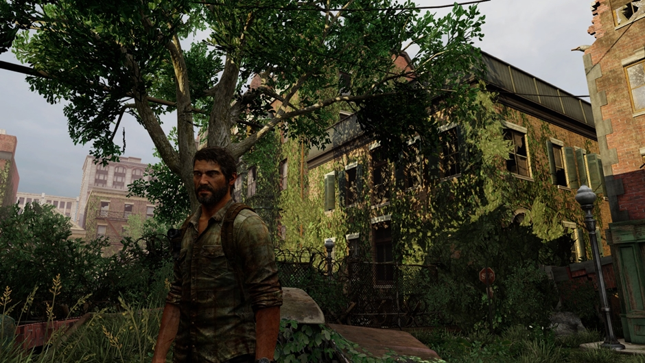 The Last of Us Screenshot 01