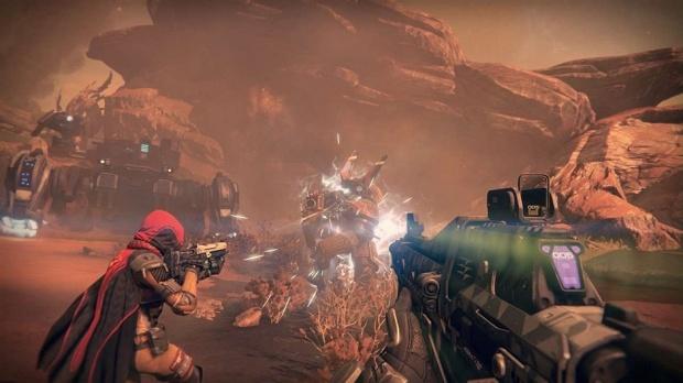 Destiny Screenshot 1