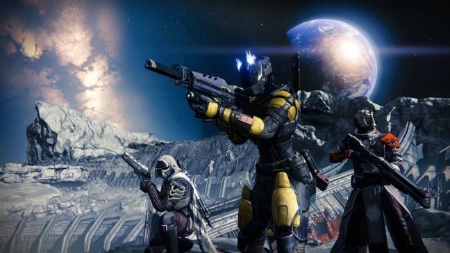 Destiny Screenshot 2