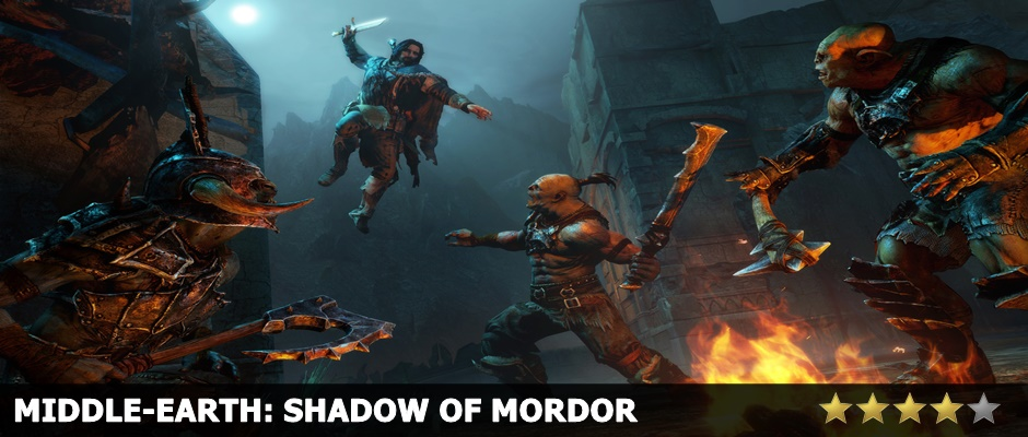 Middle-earth Shadow of Mordor Review