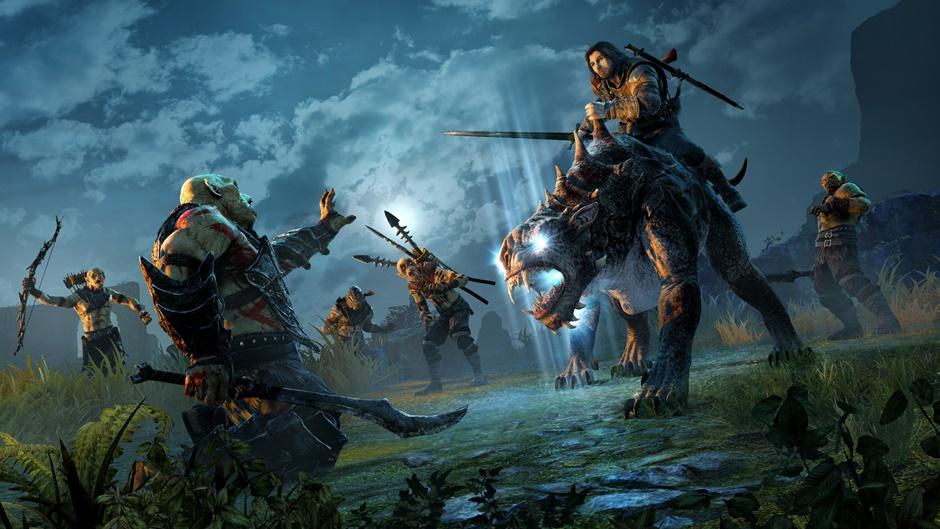 Middle-earth Shadow of Mordor Screenshot 01