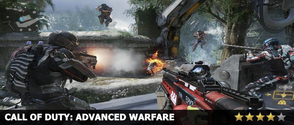 Call of Duty Advanced Warfare Review