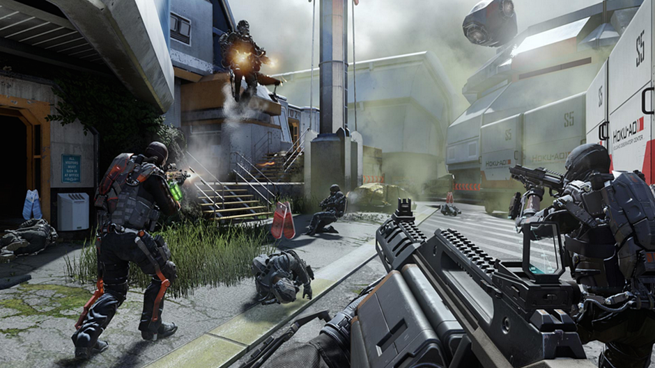 Call of Duty Advanced Warfare Screenshot 04