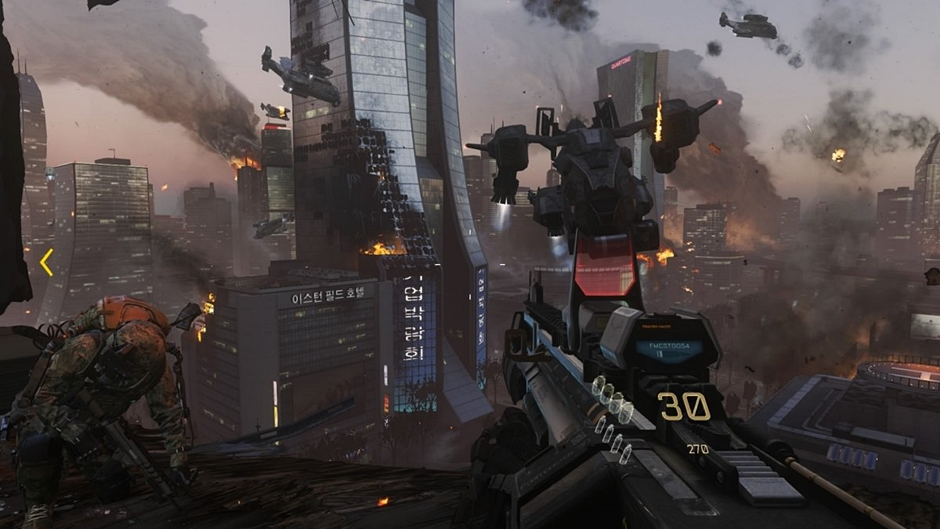 Call of Duty Advanced Warfare Screenshot 05