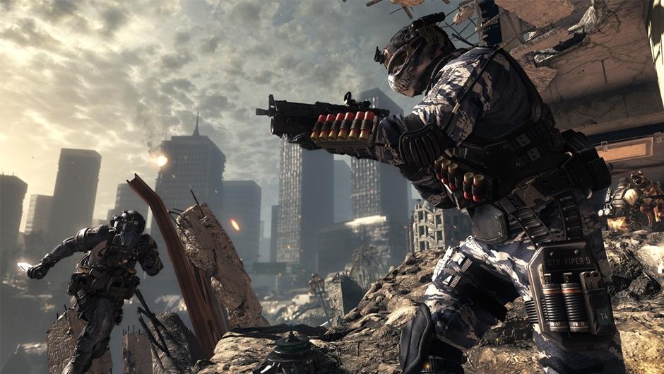 Call of Duty Advanced Warfare Screenshot 06