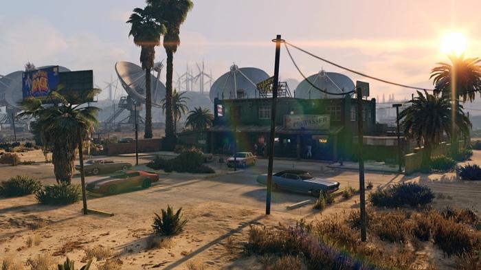 Grand Theft Auto V Screenshot 02
