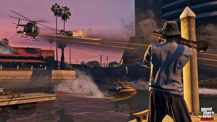 Grand Theft Auto V Screenshot 03