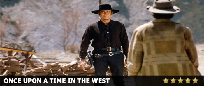 Once Upon A Time in the West Review