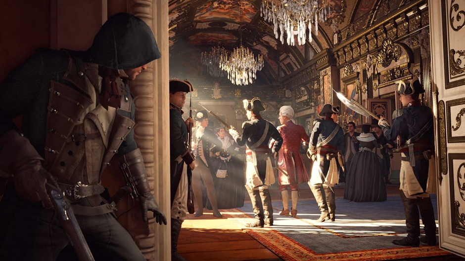 Assassin's Creed Unity Screenshot 01
