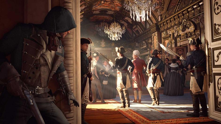 Assassin's Creed Unity Screenshot 01