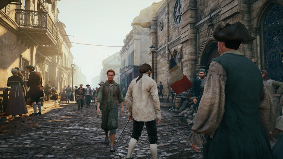Assassin's Creed Unity Screenshot 02