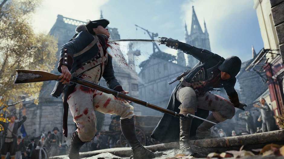 Assassin's Creed Unity Screenshot 04