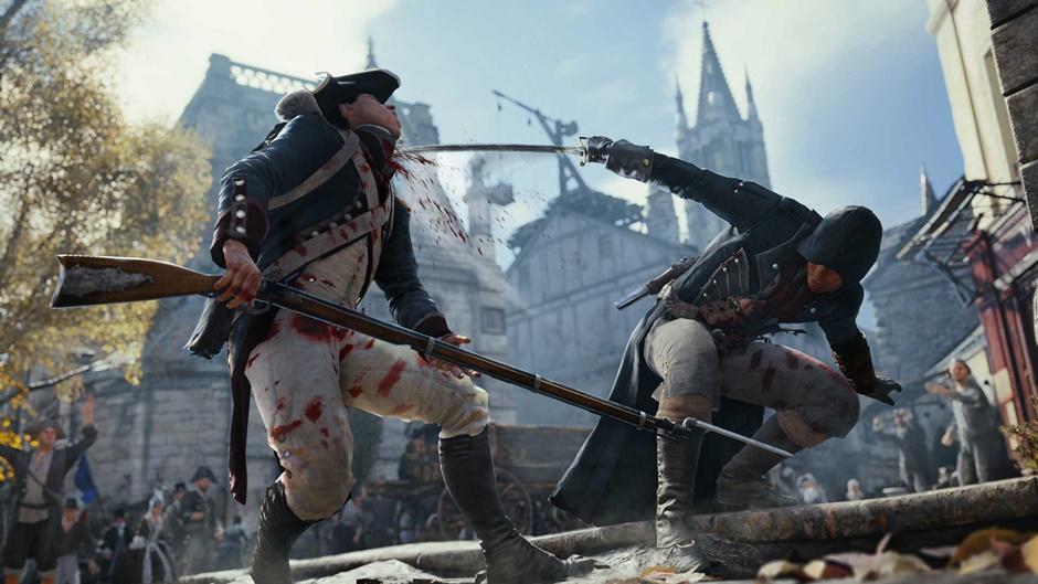 Assassin's Creed Unity Screenshot 04