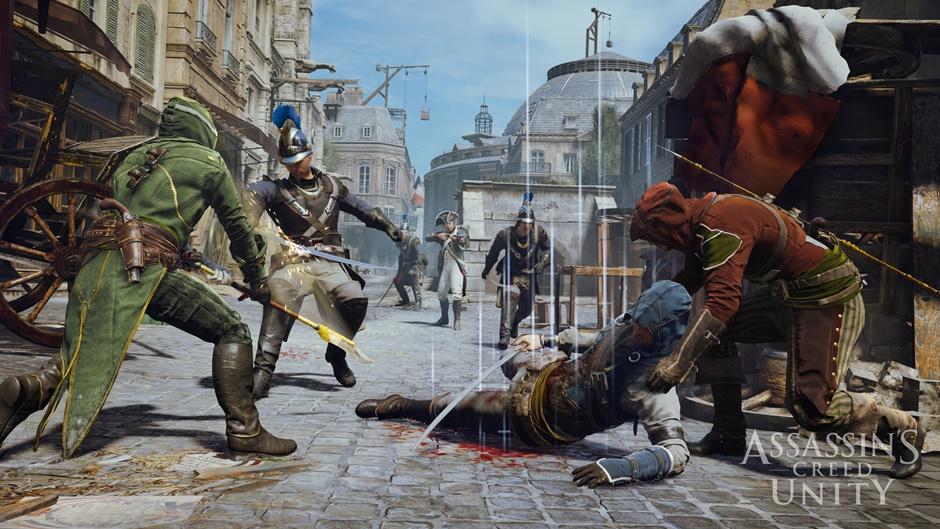 Assassin's Creed Unity Screenshot 05