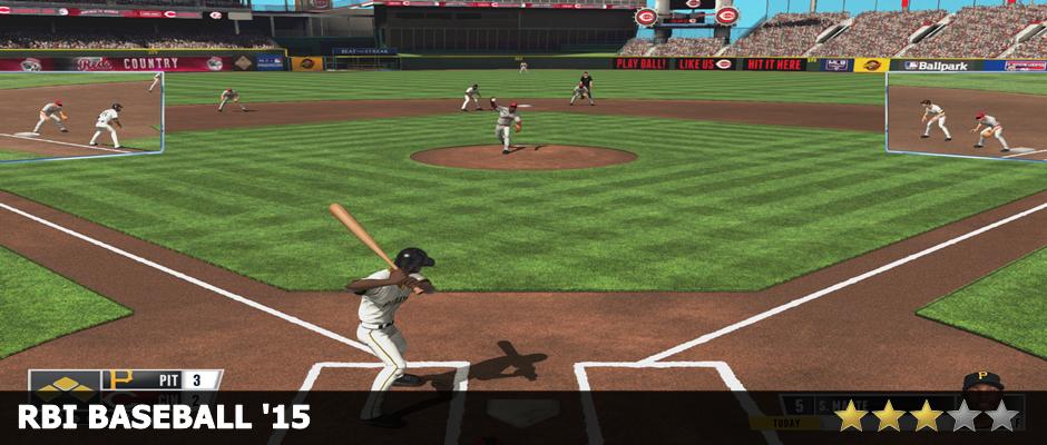 RBI Baseball '15 Review