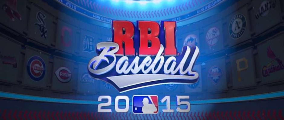 RBI Baseball '15
