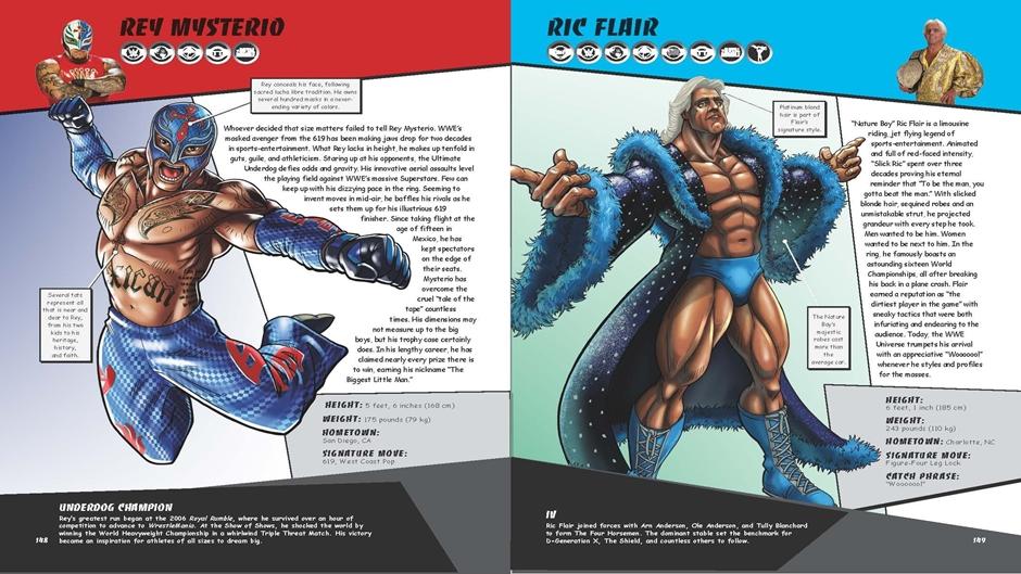 Ultimate WWE Superstar Guide 01